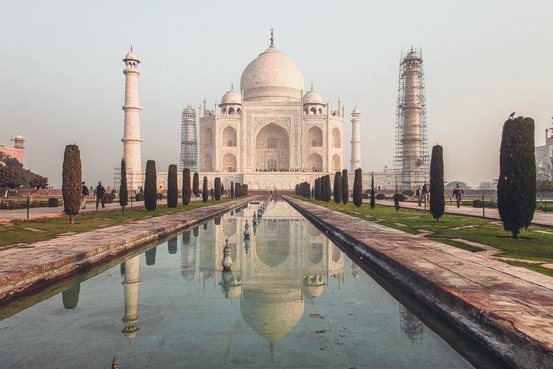 Великолепный Тадж Махал, загадочный Раджастан, невероятный Бомбей и солнечный Гоа!