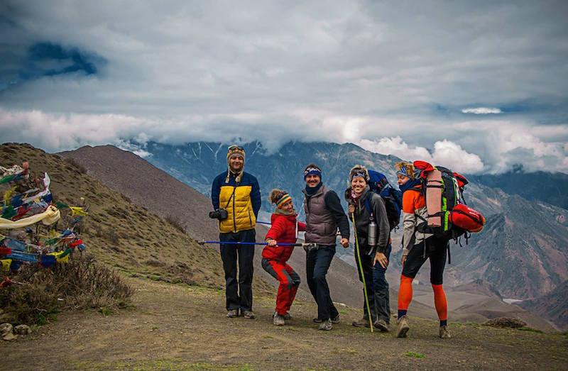 Самые живописные виды на Гималаи! Трек к базовому лагерю Эвереста