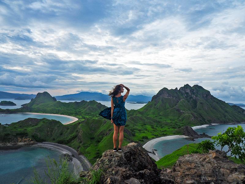 Самый невероятный островной Новый год: Бали + Ява + Комодо!