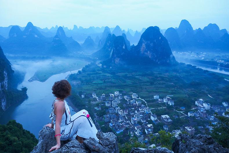 Путешествие в Китай: Север-Юг